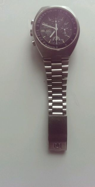 Omega Speedmaster Professional Armbanduhr Für Herren (35705000) Bild