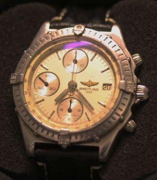Breitling Chronomat Ref Nr 13050 In Limitierter Auflage Bild