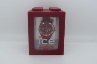 Ice Watch Ice Winter Deep Red Small Sw.  Dr.  S.  S Bild