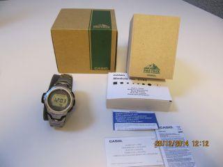 Casio Pro Trek Pro Trek Armbanduhr Für Unisex (prw500t7ver) Np.  279 Bild
