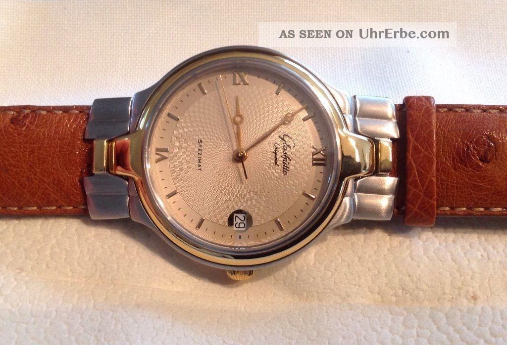 Glashütte Orginal Armbanduhren Bild