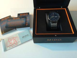 Mido All Dial Chronometer,  Durchmesser 42mm Bild