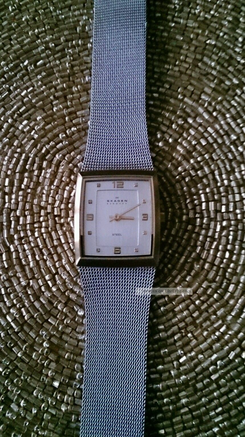 Skagen Damen Uhr Gold Silber 523sgs Armbanduhren Bild