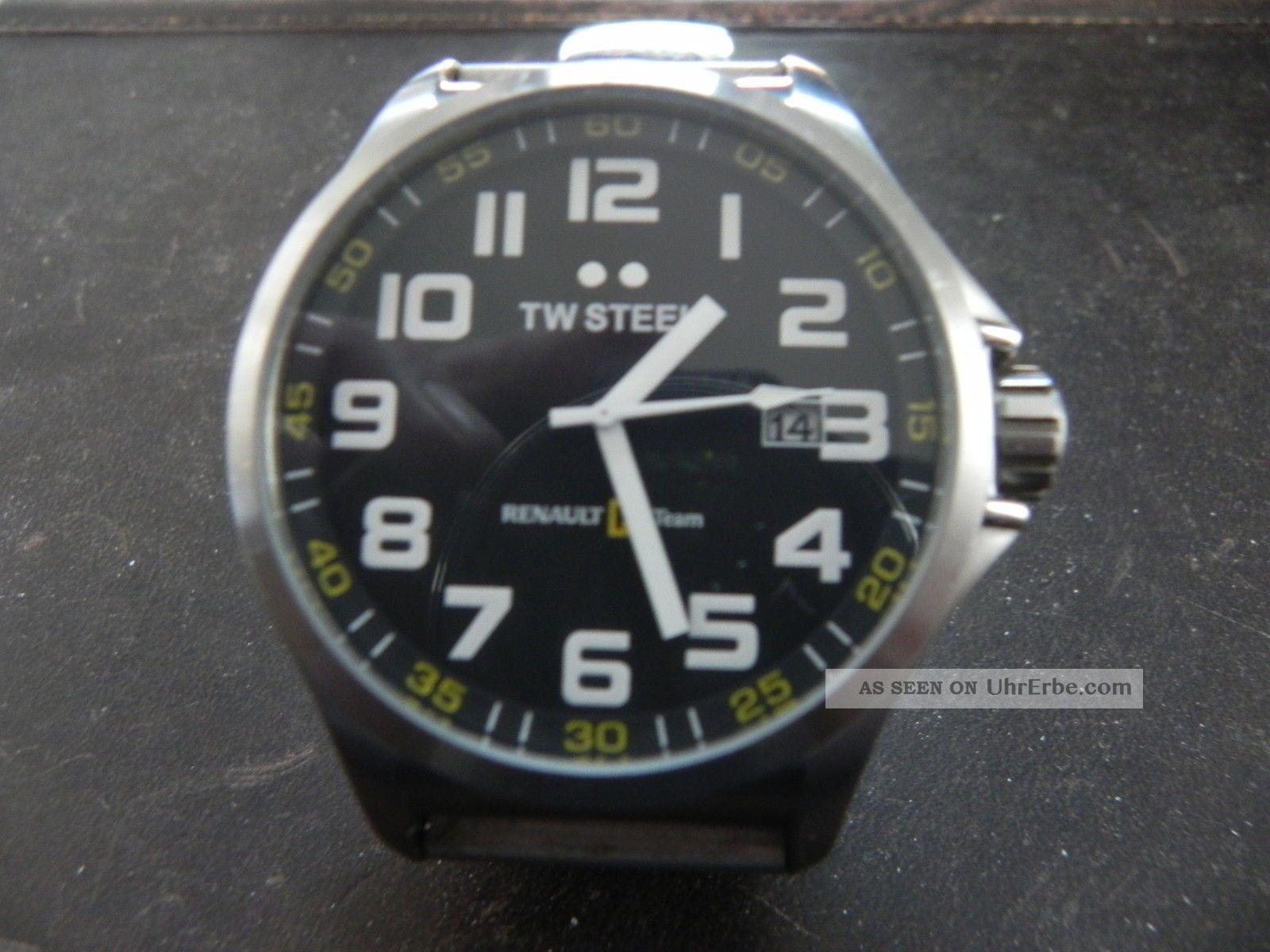 Tw Steel Icon Tw 671 Armbanduhr Für Herren (tw671) Armbanduhren Bild