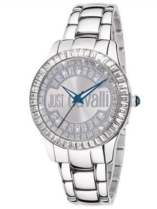 Just Cavalli Ice Lady Damenuhr Designer Weihnachten Silvester Bild