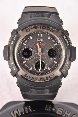 Casio G - Shock Uhr Uhren Shock Resistant Rollbaum X0005cuz9x Bild