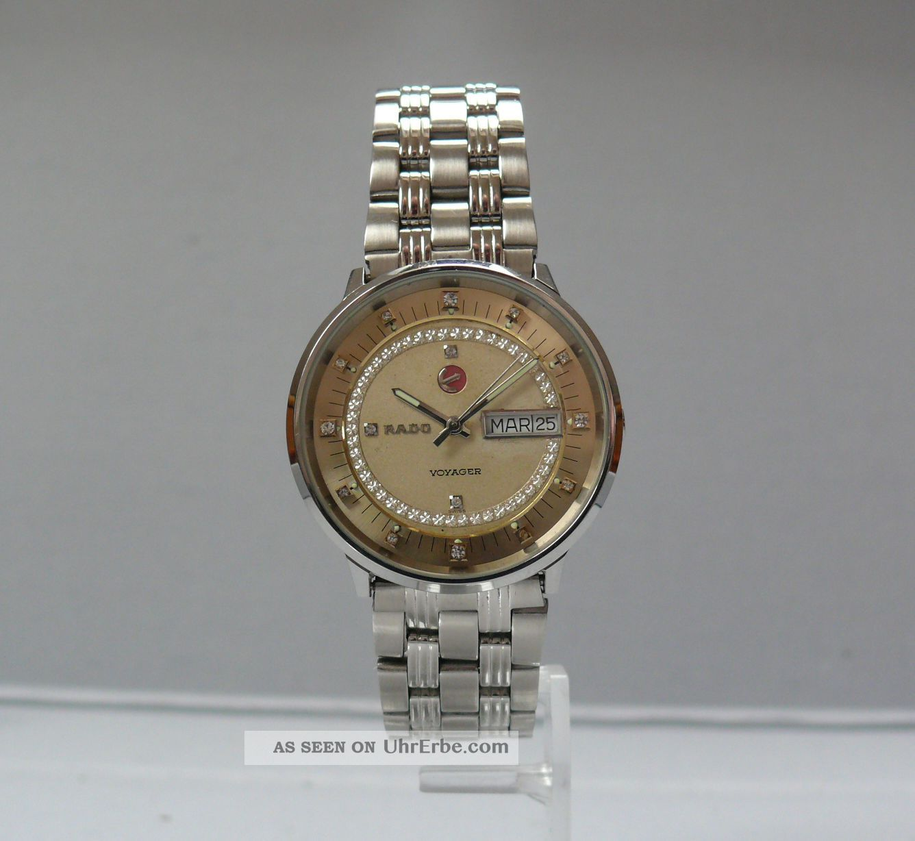 Rado Voyager Automatic 1970´er Jahre (24.  71 - 515) Armbanduhren Bild