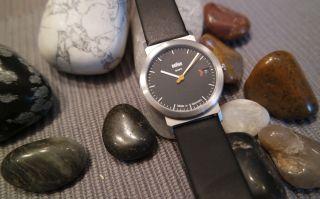 Braun Armbanduhr Aw 22 - Schwarz - - Bild