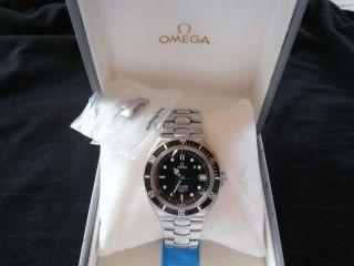 Omega Seamaster Professional 200 M Bild