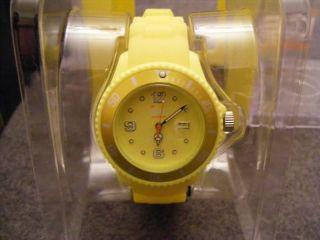 Ice Watch Neon Gelb Small Ice Watch Ss.  Nyw.  S.  S.  12 Bild