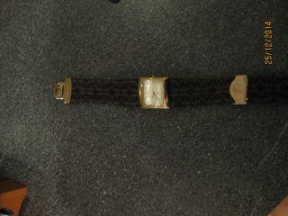 Fossil Damenuhr Goldfarben Bild