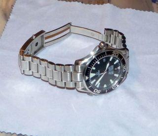 Omega Seamaster 300 M Chronometer Automatic Bild