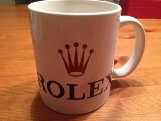 Rolex Tasse Inkl. Bild
