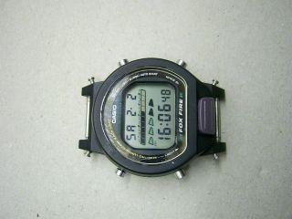 Casio Vintage G Shock Fox Fire Dw - 6630b Siehe Bilder Bild