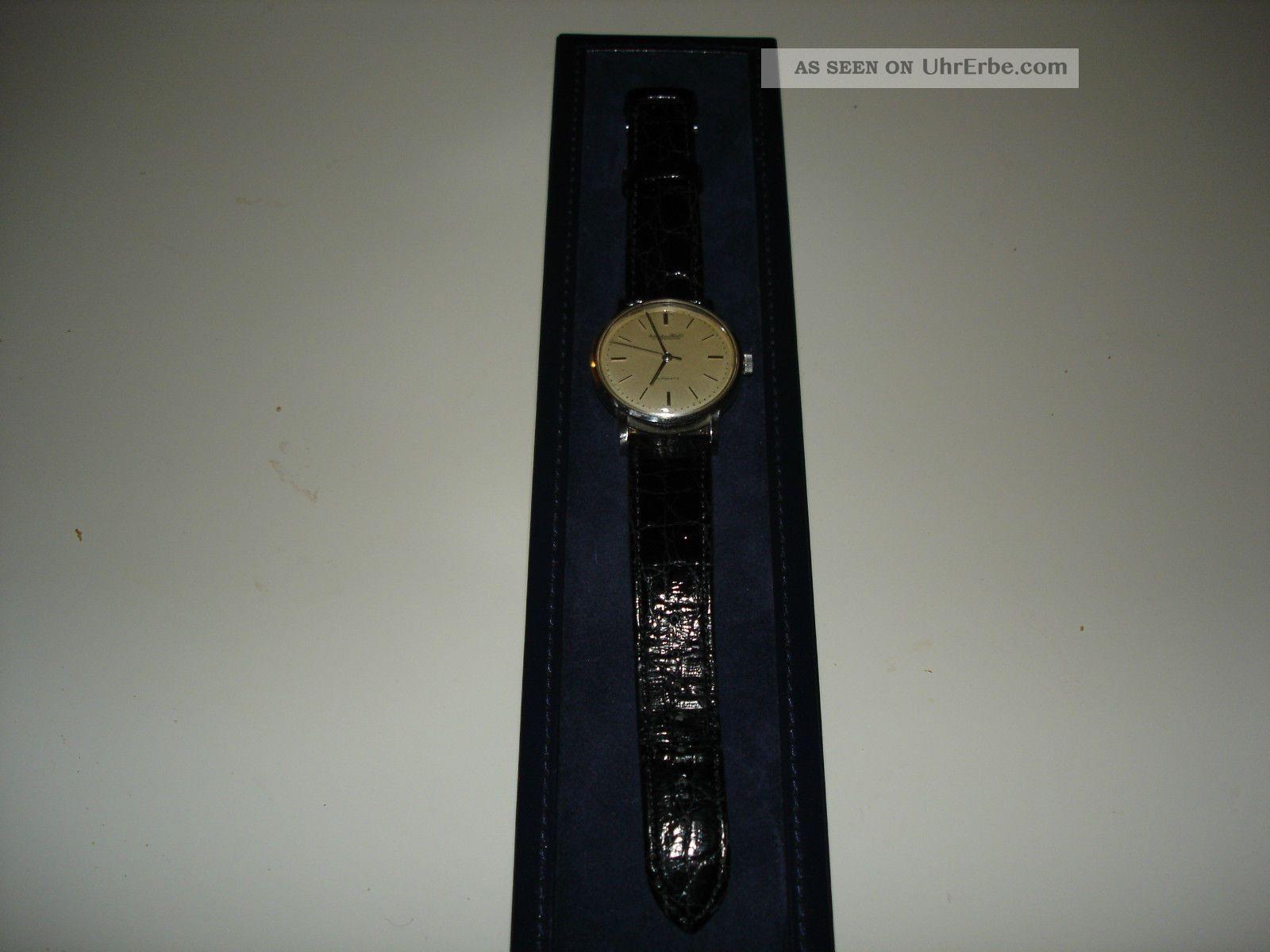 Iwc Schaffhausen Automatik Edelstahl Armbanduhren Bild