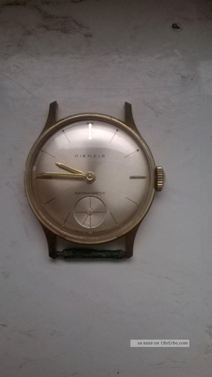 Antimagnetic Uhr,  Kienzle, Armbanduhren Bild