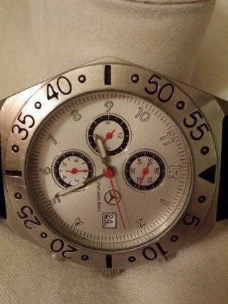 Mercedes Benz Chronograph Bild