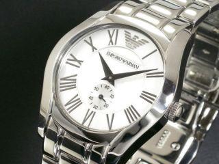 Giorgio Armani Ar0648 Armbanduhr Für Damen Bild