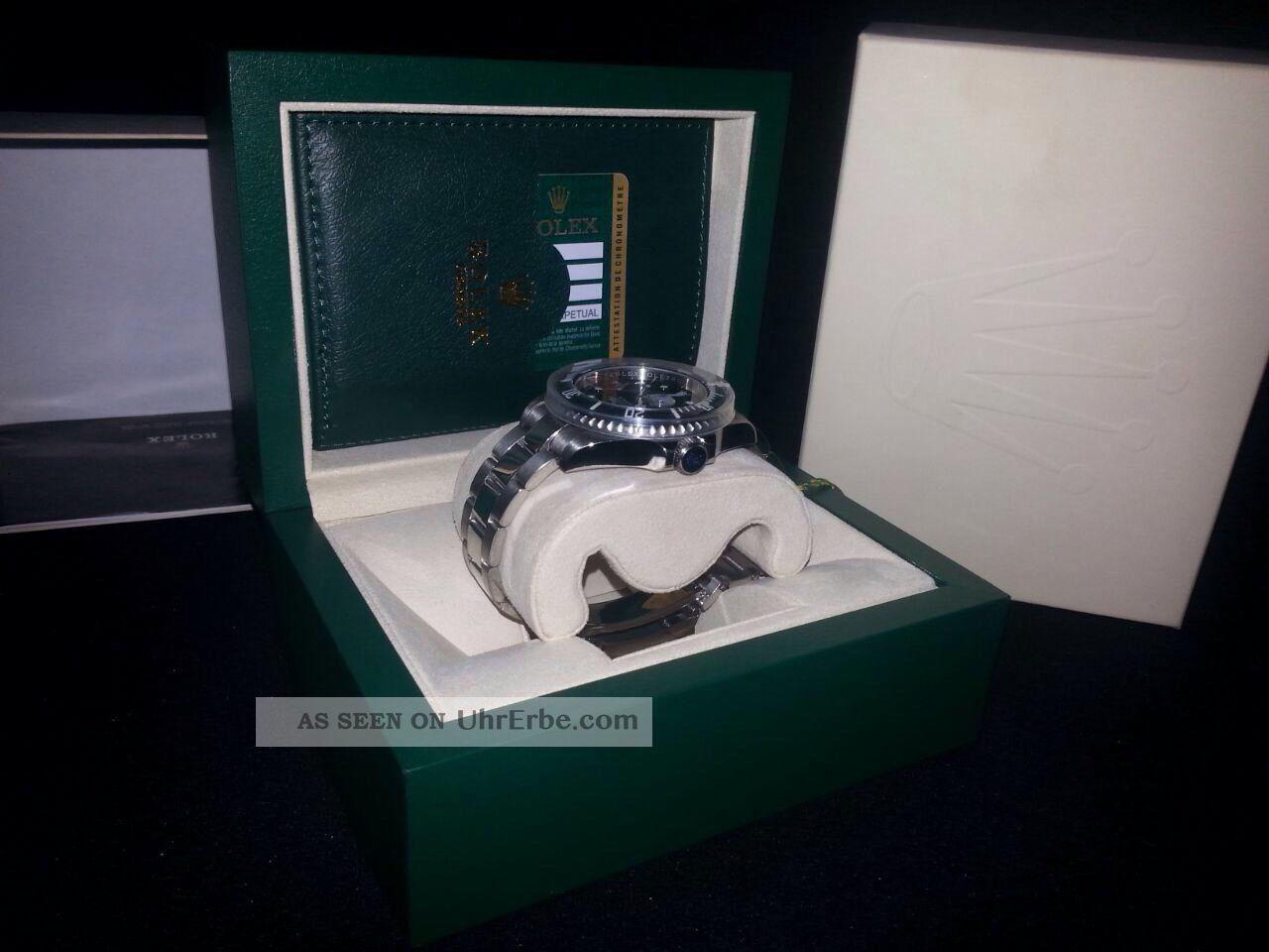 Rolex Armbanduhren Bild