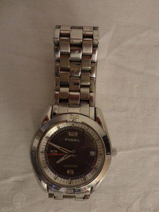 Fossil Blue Am 3988 Armbanduhr Herrenuhr Herrenarmbanduhr Bild