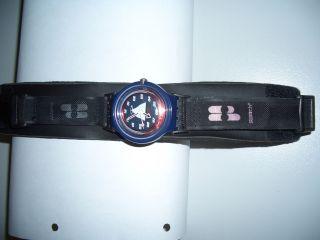 Swatch Snowpass Armbanduhr 1998 Bild