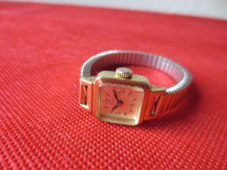 Junghans 17jewels Armbanduhr Kal.  J73 - Handaufzug - Vintage Wristwatch - Handwinding Bild
