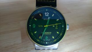 Mido All Dial Day Date Sport Bild