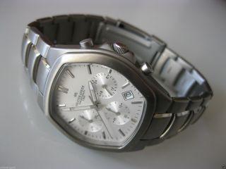 Meister Anker - Herrenuhr - Uhr - Titan - Chrono - Datum - Bild