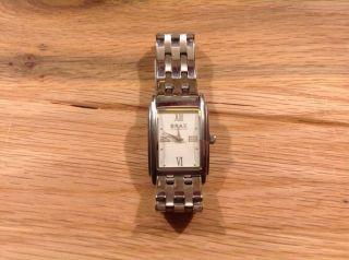 Brax Feel Good Armbanduhr,  Damen,  Silber - Top Bild