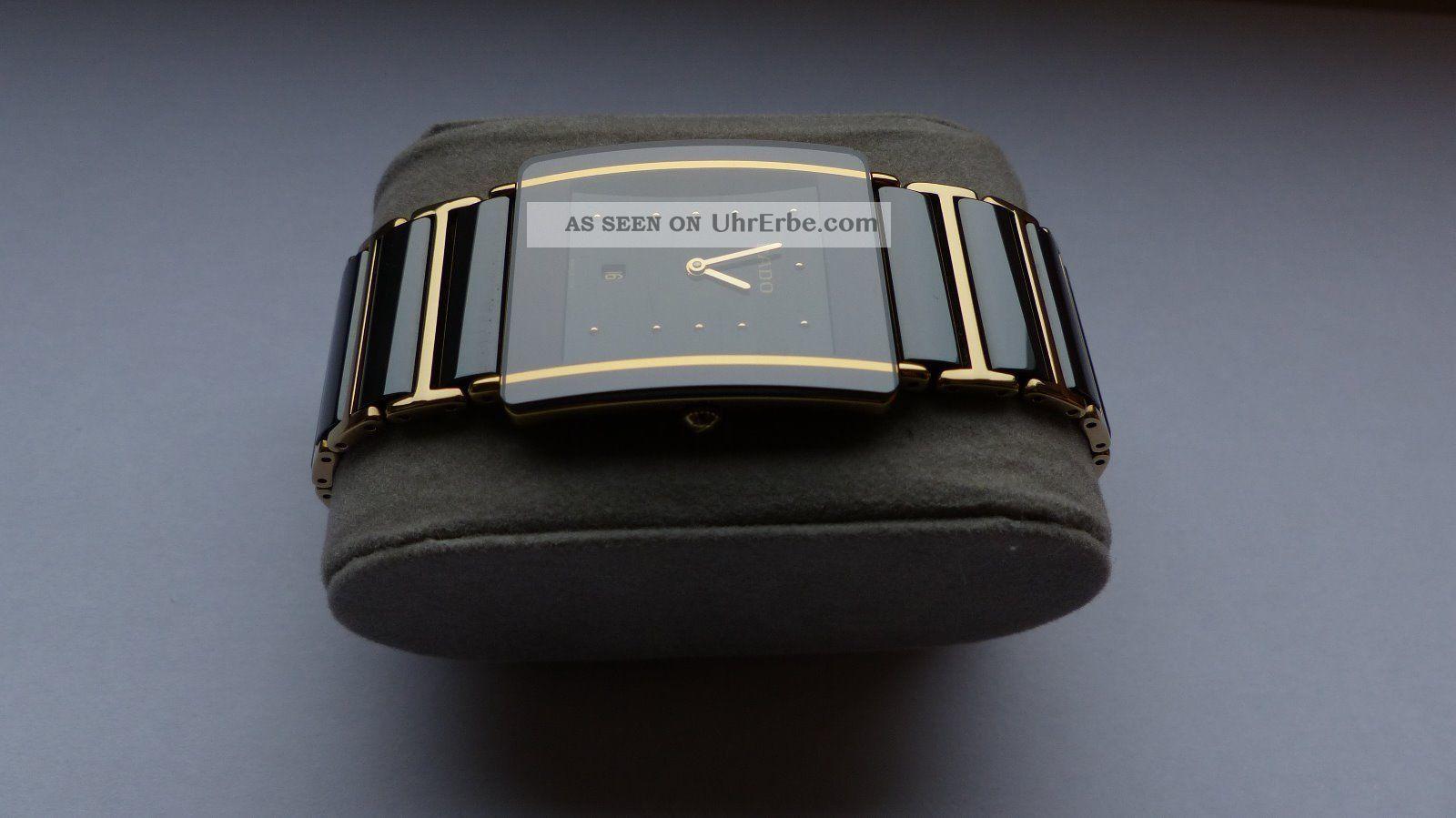 Rado Diastar Integral Keramik Quarz Armbanduhren Bild