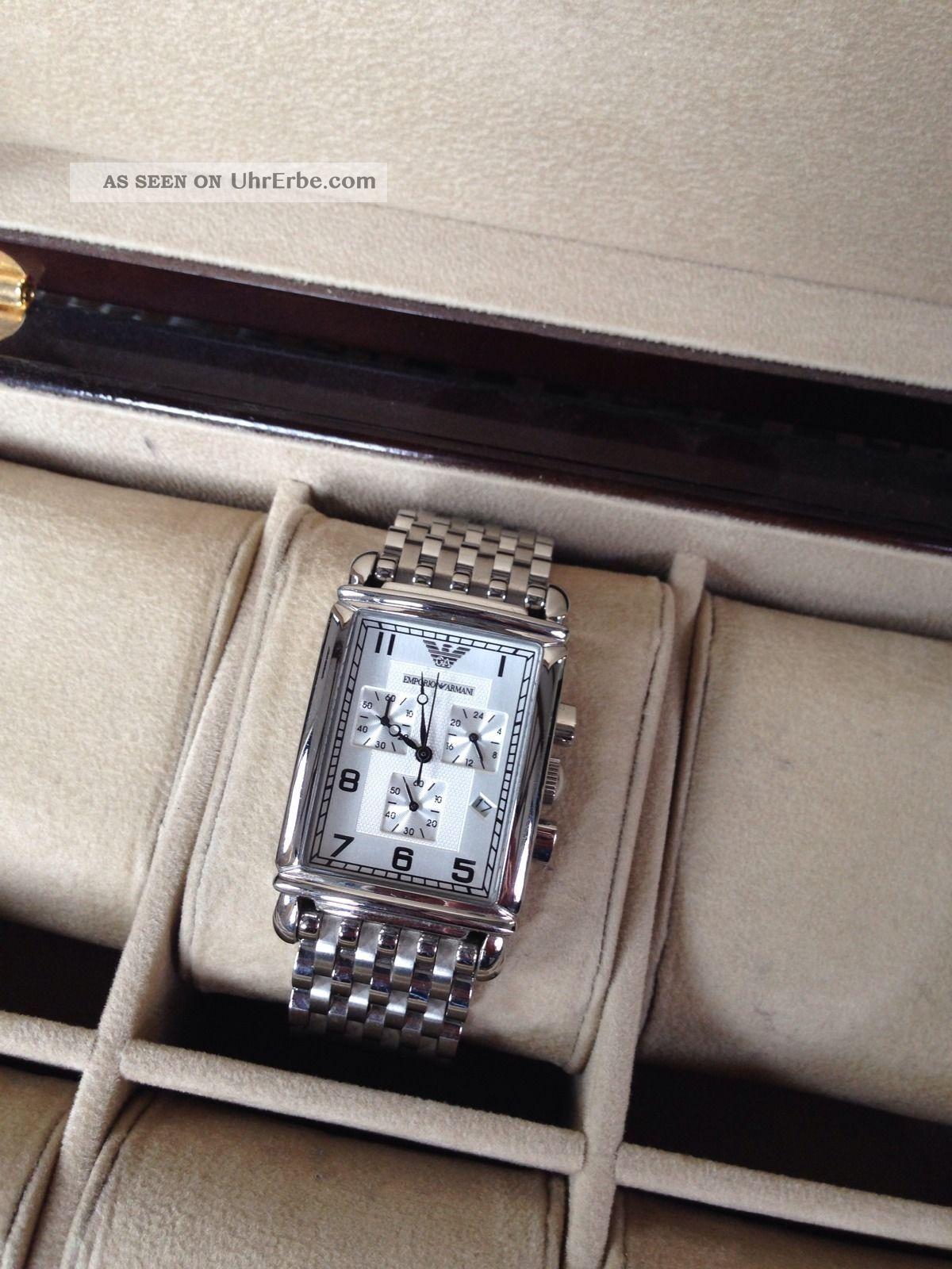 Armani Armbanduhr Armbanduhren Bild