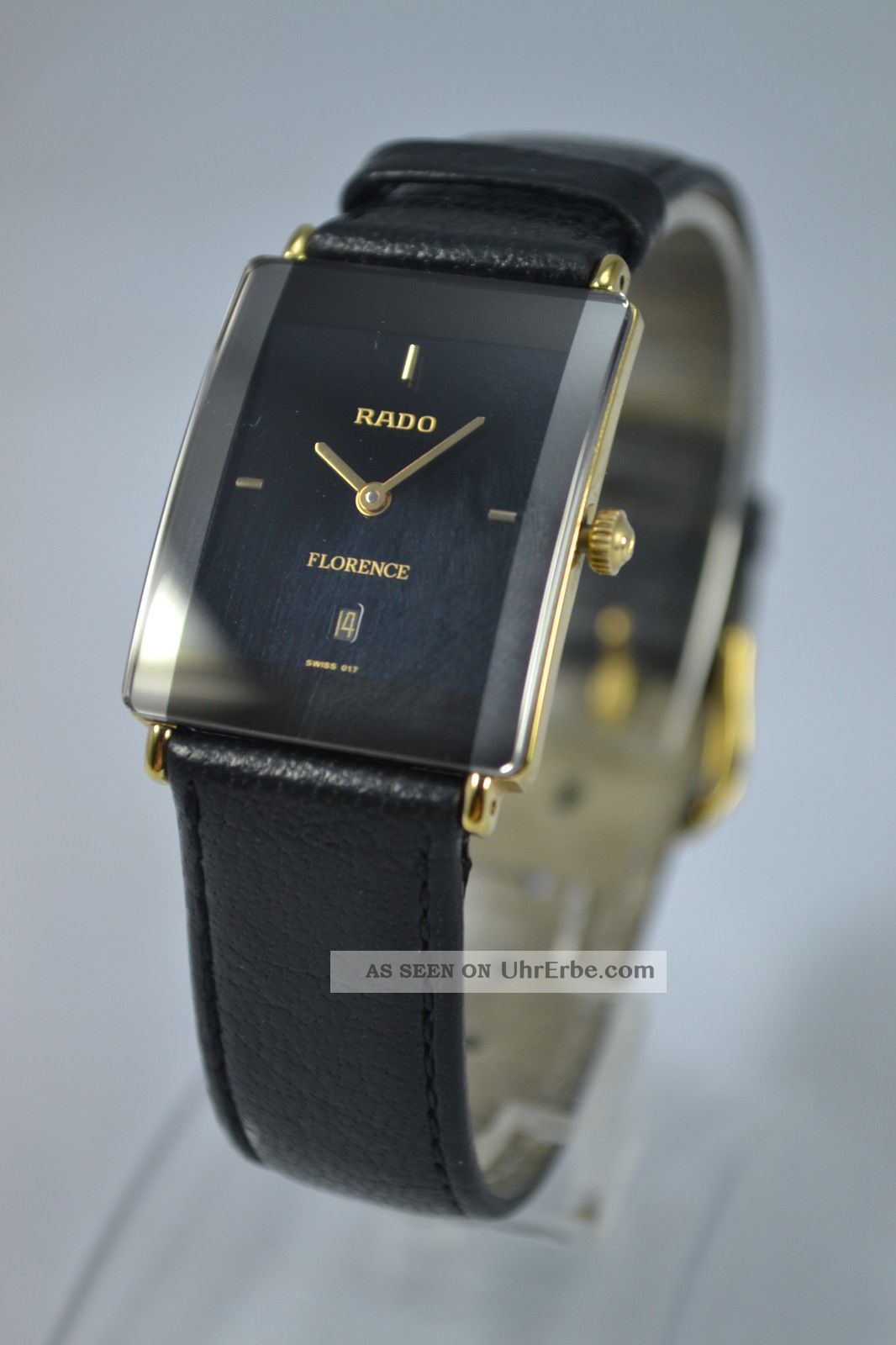 Rado Florence Damenuhr Swiss Schweizeruhr 160.  3605.  2n Armbanduhren Bild
