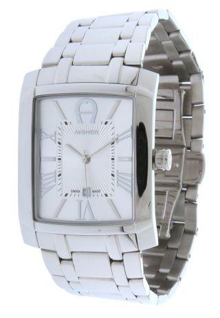Aigner Herren Armbanduhr Silber A52105 Bild