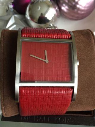 - - Wunderschöne Große Jacques Lemans,  Rot,  Wie Top Bild