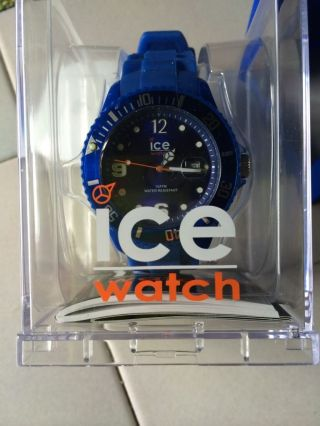 Ice Watch Forever Blue Big Ungetragen Bild