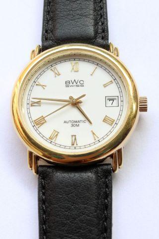 Bwc Uhr - Automatic 30m - 25 Jewels Bild