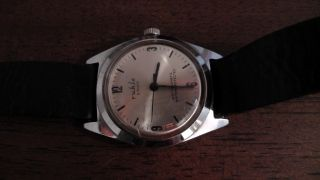 Ruhla Mechanische Armbanduhr 2 Rubis Bild