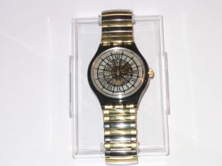 Swatch Automatic Sam102 (large) Marechal Look Bild