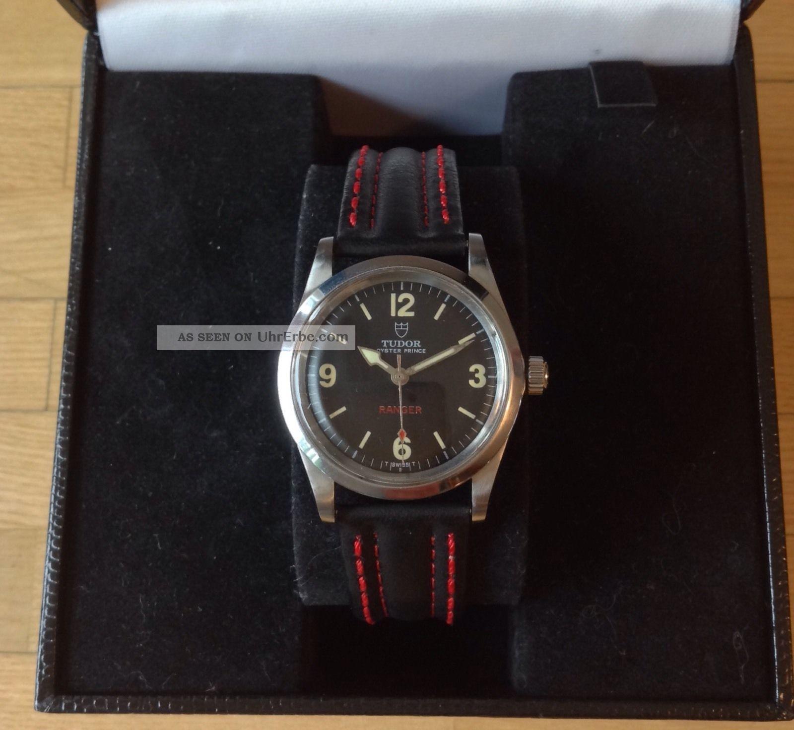 Tudor Oyster - Prince Ranger Automatic Armbanduhr,  Typ 9050 Armbanduhren Bild