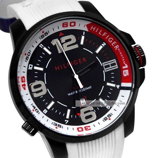 Tommy Hilfiger Herren Uhr Brandon 1791009 Mit Box & Uvp 179 Armbanduhren Bild