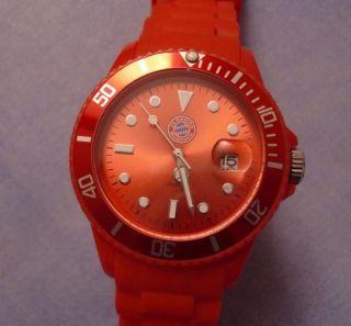 Fc Bayern MÜnchen Uhr Watch (madison Candy Time) Bild