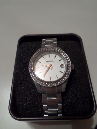 Fossil Sm Rd Damen Armbanduhr - Ovp Bild