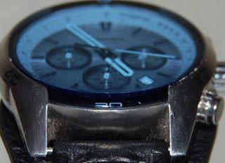 Fossil Uhr - - - Mit Breitem Lederarmband - - - Armbanduhr - - - - Bild