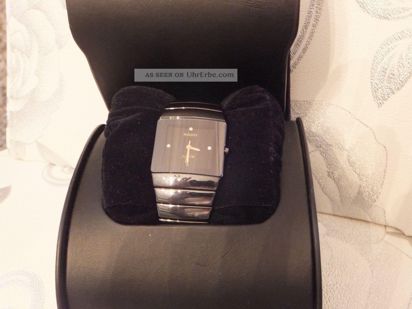 Rado Sintra Sintra Jubile Armbanduhr Für Herren Oder Damen Größe Midi Neuwertig Armbanduhren Bild