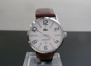Lacoste Lc.  44.  1.  14.  2213 Herren Armbanduhr Bild