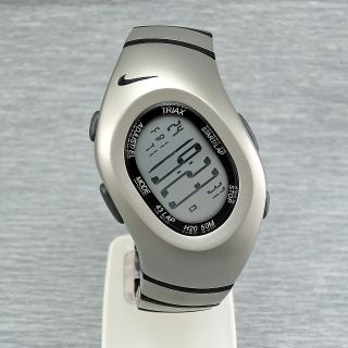 Unisex Armbanduhr Nike Wr0006 - 001 Triax Digital Alarm Chronograph Bild