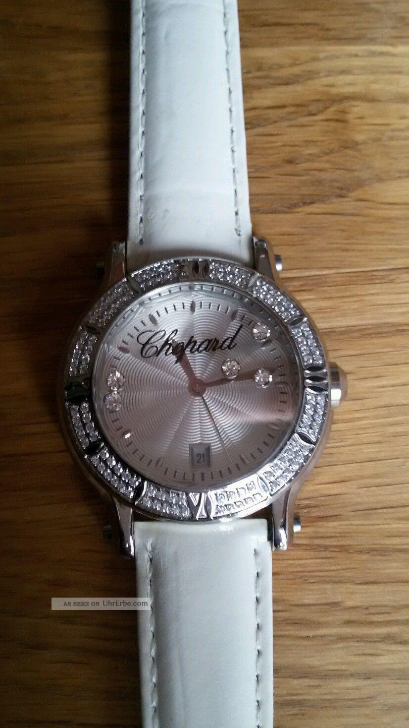 Armbanduhr Chopard Happy Sport Disco Armbanduhren Bild