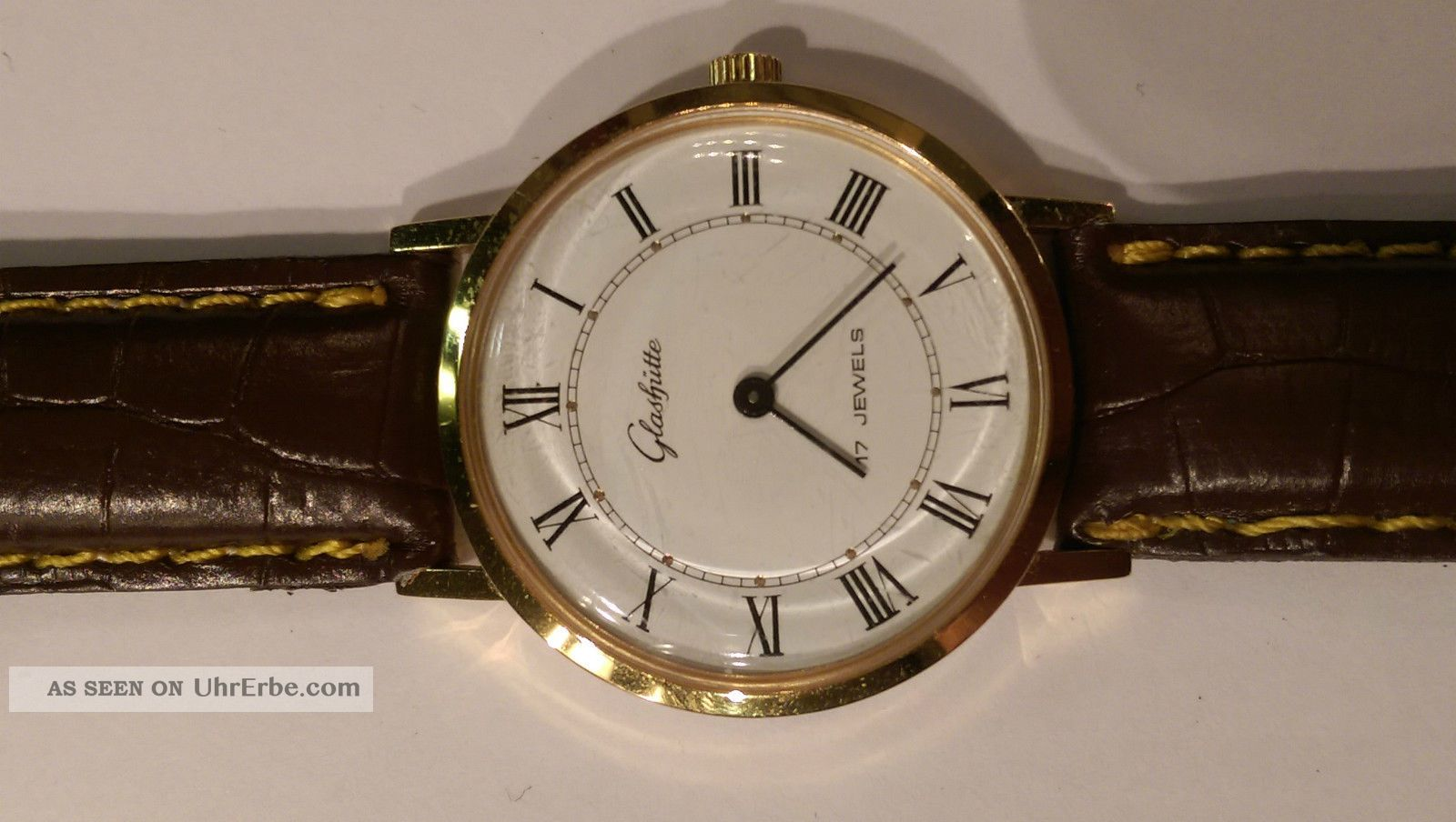 Glashütte Uhr Armbanduhren Bild