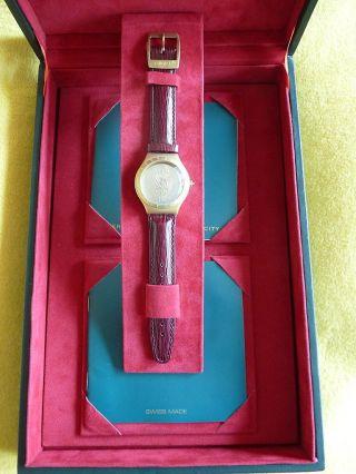 Swatch Irony Victory Gold,  Ygz102,  Und Ungetragen Bild