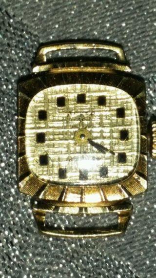 Anker Damen Aufziehuhr 585 Gold Bild
